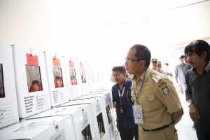 Danny Tinjau Kesiapan Logistik Kotak dan Kertas Suara Sebelum Didistribusikan ke TPS