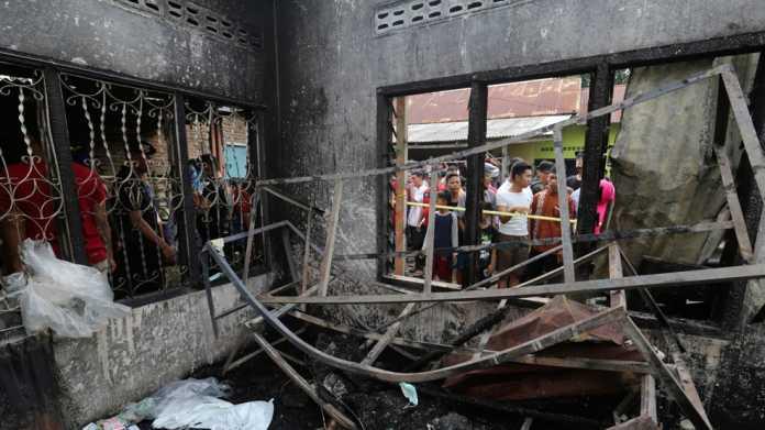 Kebakaran Pabrik Korek Api di Langkat Menewaskan 30 Orang ...