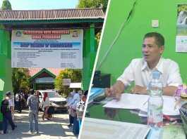 SMPN 17 Makassar Gugurkan 143 Pendaftar Jalur Prestasi Akademik