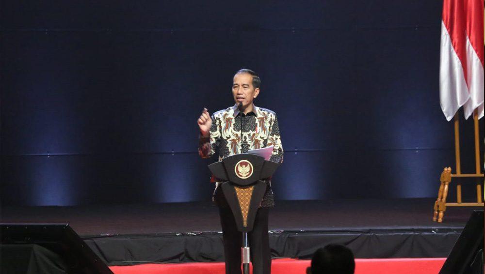 Presiden Jokowi Tegaskan Pentingnya Hubungan Harmonis Forkompinda