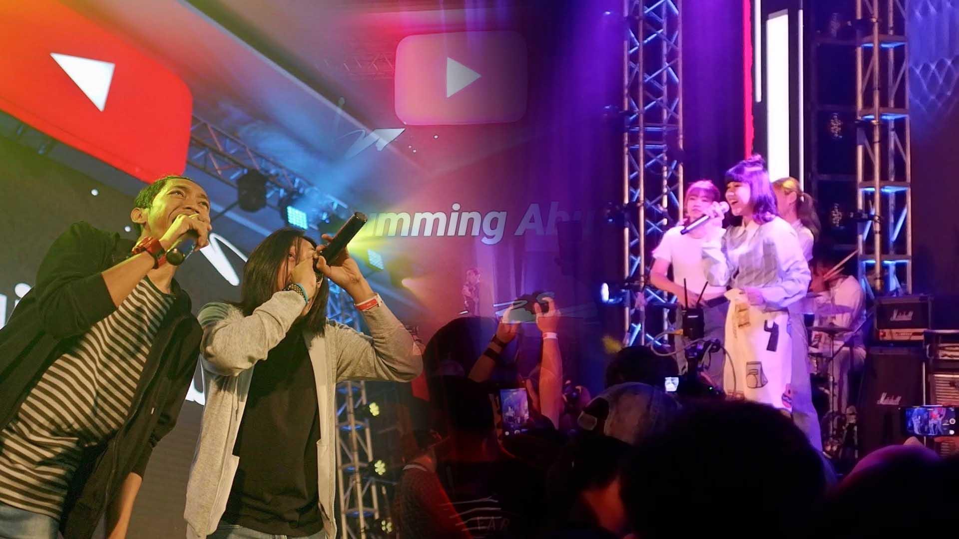 Sakit, Atta Halilintar Batal Hibur Pengunjung Youtube FanFest 2019 Showcase Makassar