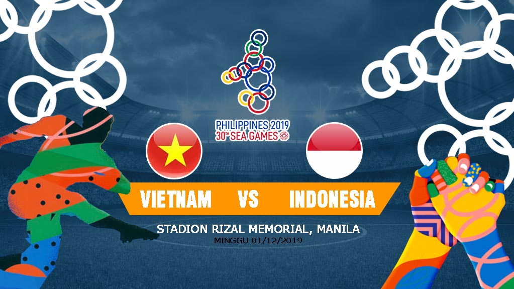 LIVE: Vietnam Vs Indonesia – Sea Games 2019 Filipina