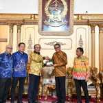 Banggar DPR RI Temui Gubernur Sulsel untuk Menyerap Aspirasi dan Kebutuhan Sulsel